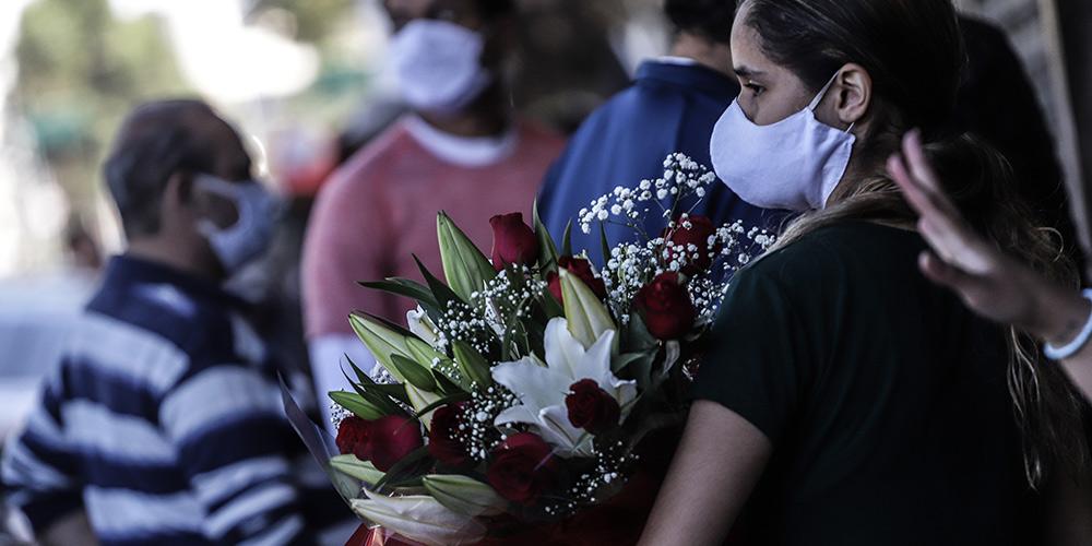 Flores são protagonistas no Dia das Mães em São Paulo