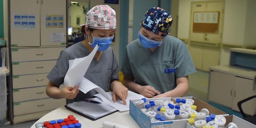 Fotos: enfermeiras trabalham na linha de frente contra a COVID-19
