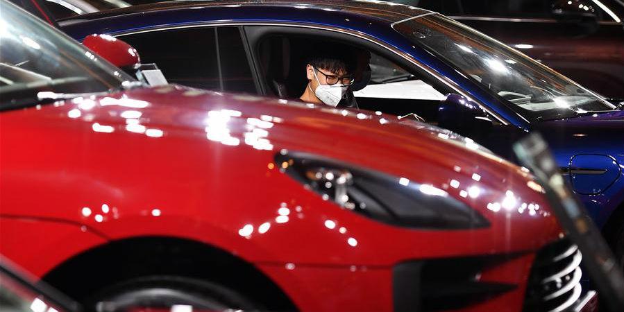 Fotos: 17º Salão Internacional do Automóvel de Hainan