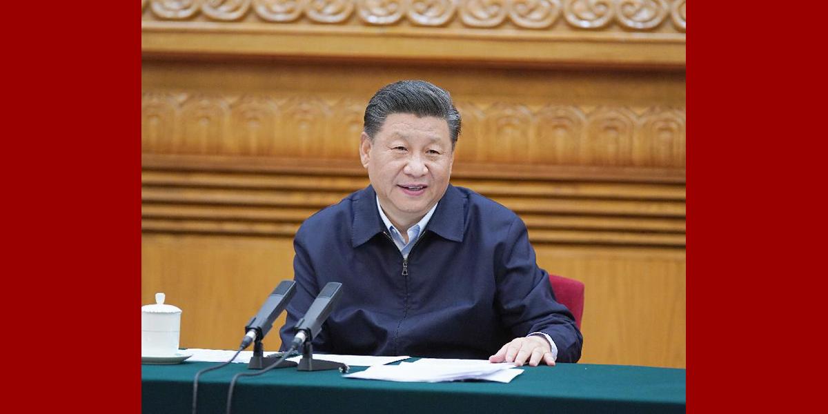 Xi enfatiza forte sistema de saúde pública para proteger saúde do povo