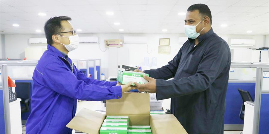 Construtora chinesa CGGC contribui para bem-estar habitacional no Kuwait