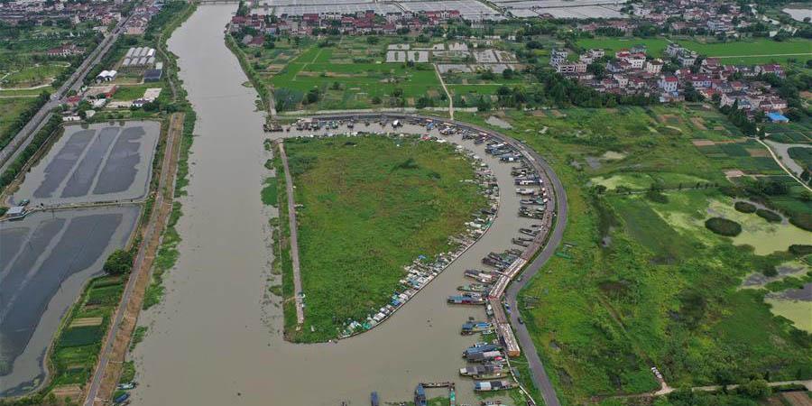 China eleva nível de resposta de emergência enquanto chuvas fortes continuam a causar enchentes