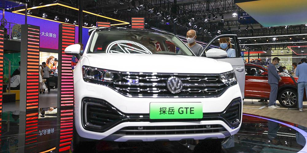 Destaques do Salão internacional do Automóvel de Changchun