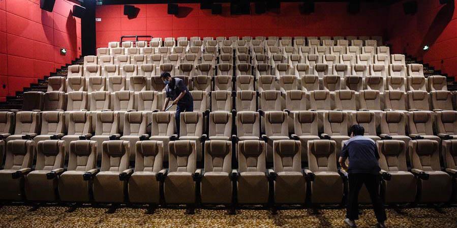 Beijing reabrirá cinemas com medidas efetivas na prevenção da epidemia