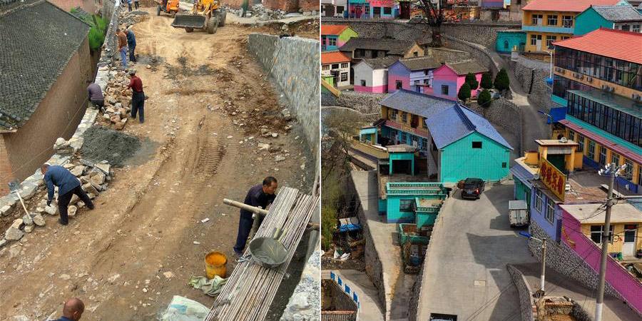 Província de Shanxi obtém progressos em melhoria na qualidade de vida de moradores através de esforços de alívio da pobreza