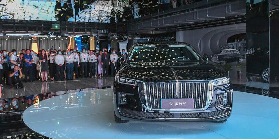 Realizado evento em Changchun para exibir produtos e cultura da icônica marca de carros Hongqi da China