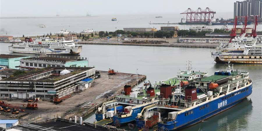 China emite alerta azul perante chegada do tufão Sinlaku