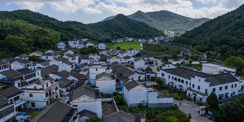 Melhorias em saneamento impactam no turismo em Zhoushan, no leste da China