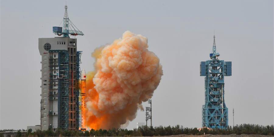 China lança novo satélite óptico de sensoriamento remoto