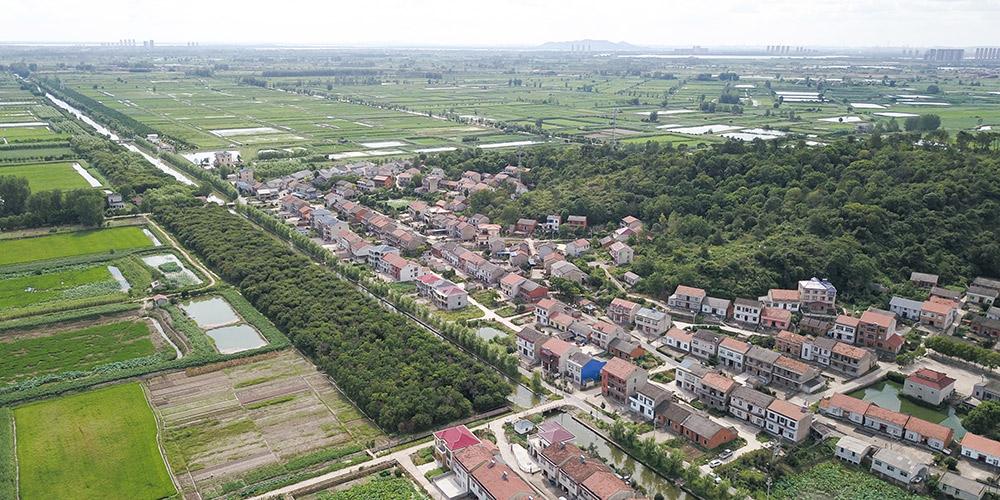 Aldeia de Tongshan reforça proteção ambiental para melhorar condições de vida dos moradores
