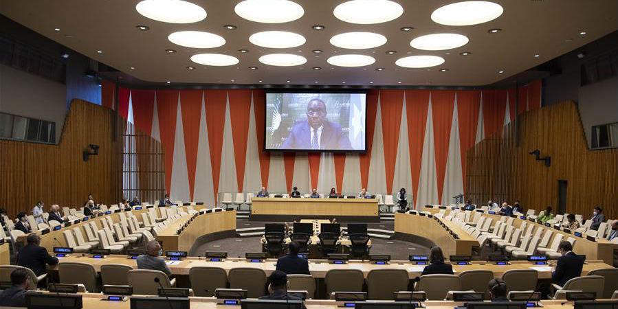 Somália está focada em enfrentar pandemia de COVID-19, segundo enviado da ONU