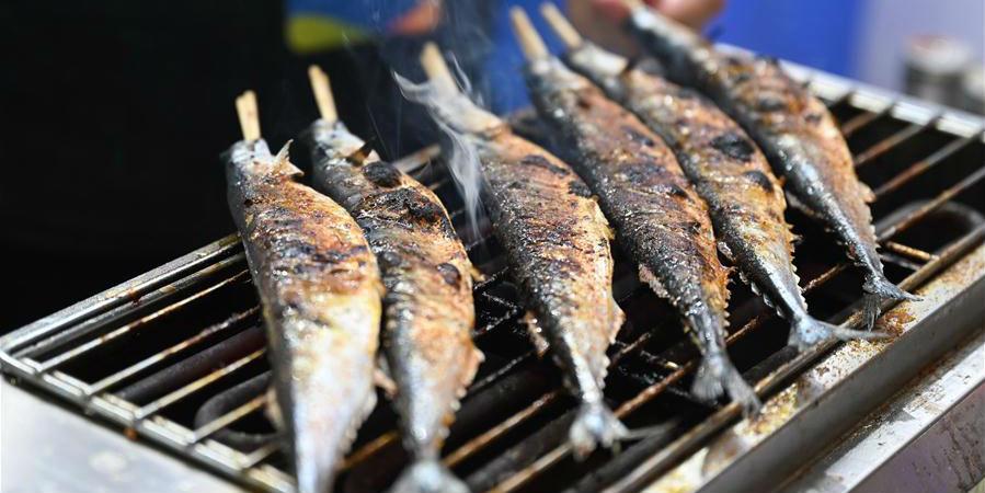 Expo Internacional de Pesca e Frutos do Mar da China é realizada em Fuzhou