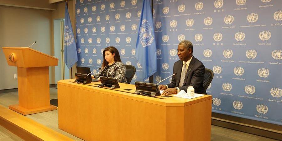Presidente da Assembleia Geral da ONU pede respeito ao direito internacional