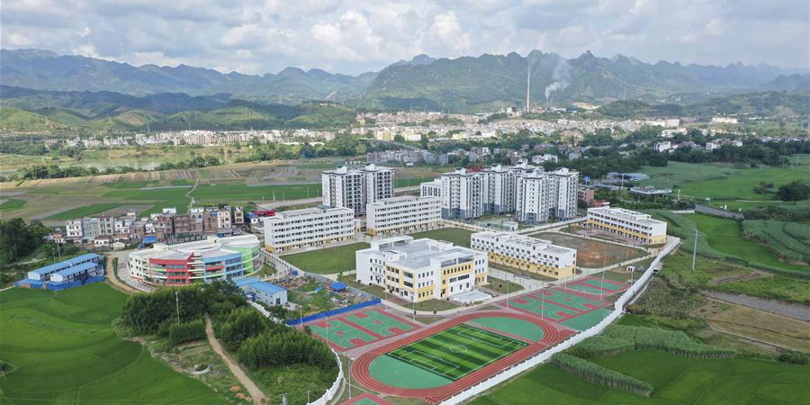 Projetos de alívio da pobreza melhoram qualidade de vida de moradores em Guangxi