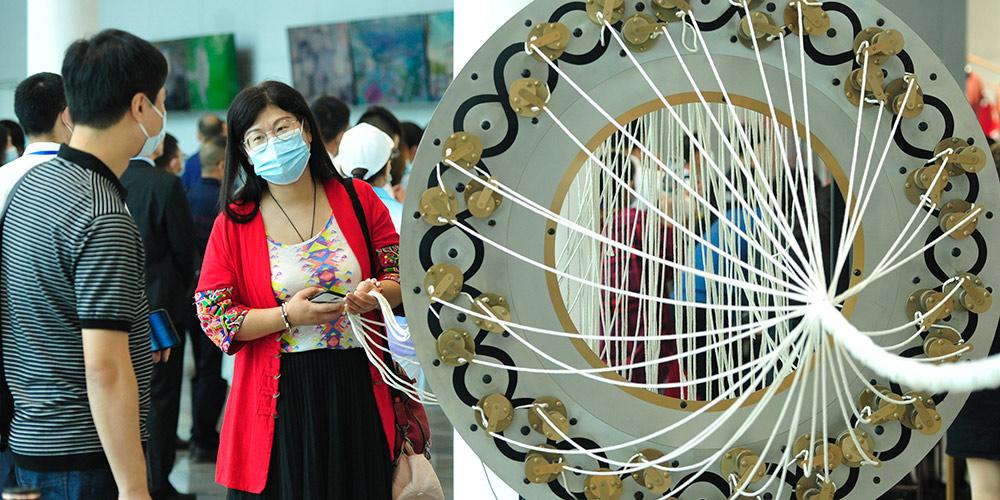 Inicia em Hebei a 8ª Reunião de Cúpula de Aldeias de Taobao da China