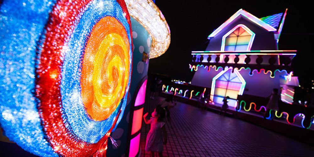 Destaques do Festival Internacional de Lanternas de Macau