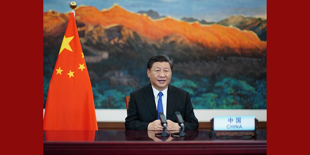 Xi apresenta 4 propostas para promover direitos e interesses das mulheres