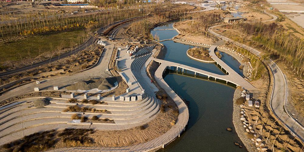Projeto ecológico melhorará qualidade ambiental de Changji, em Xinjiang