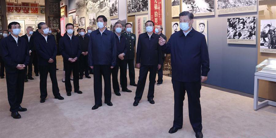 Xi destaca levar adiante espírito dos Voluntários do Povo Chinês na Guerra de Resistência Contra a Agressão dos EUA e Ajuda à Coreia