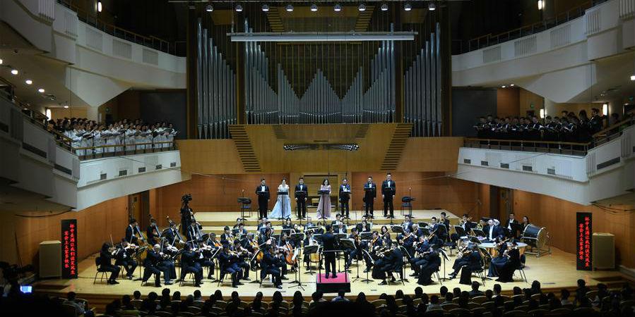 """Espetáculo """"A Dama das Camélias"""" chega ao Salão de Concerto de Beijing"""