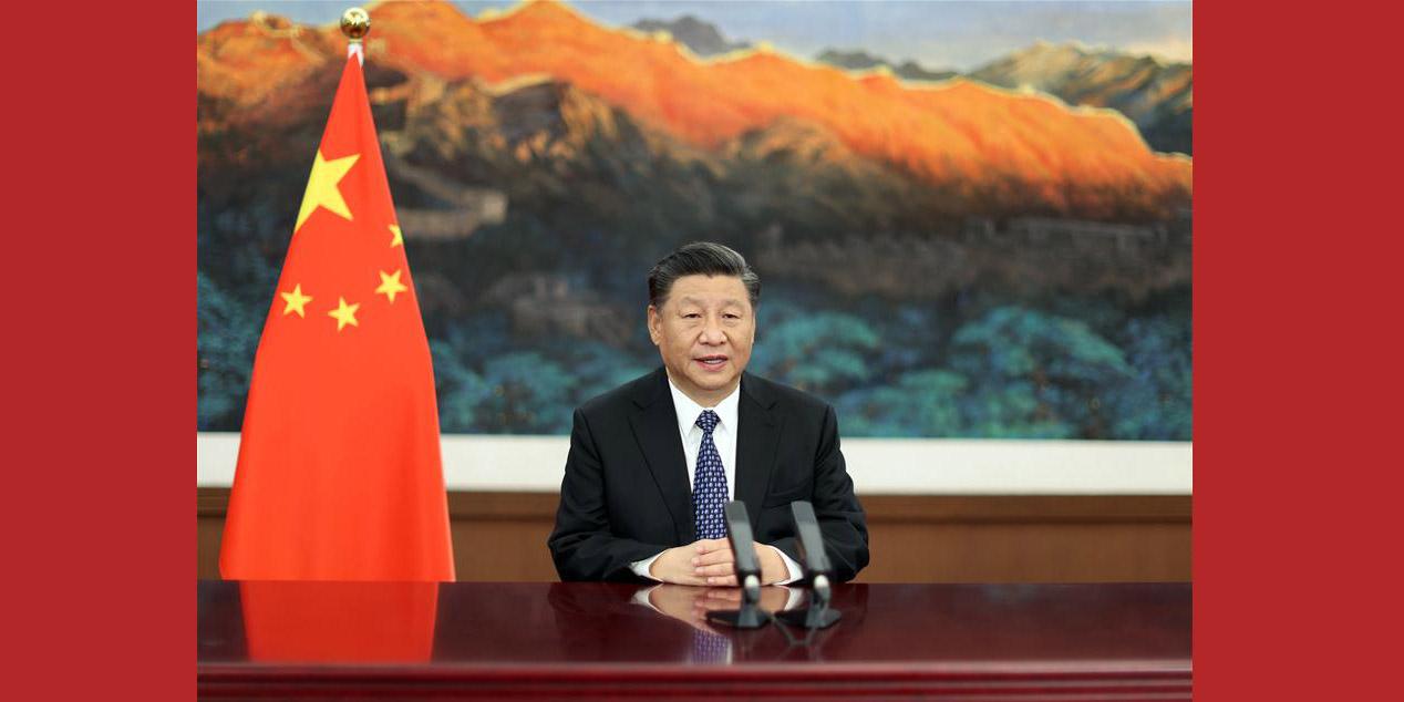 Xi destaca inovação como principal força motriz para o desenvolvimento