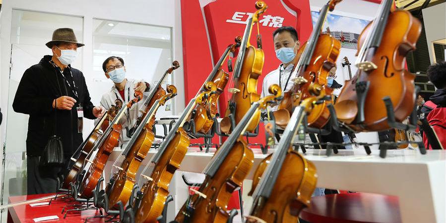 """Evento """"Música da China 2020"""" é realizado em Shanghai"""
