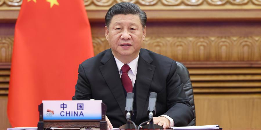 Enfoque: Xi esclarece desenvolvimento sustentável na reunião do G20