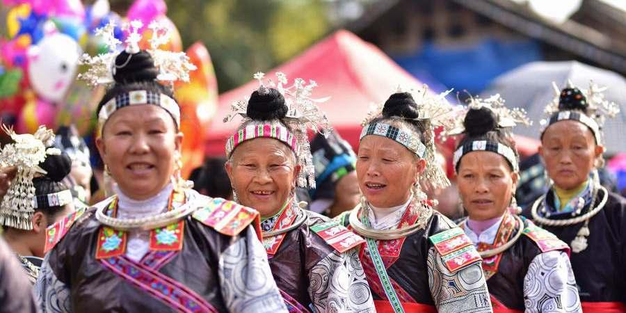 Tradicional Festival de Chixin começa em Guizhou para celebrar a colheita