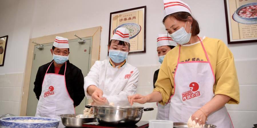 Fotos: petiscos de Shaxian na cidade de Sanming, província Fujian