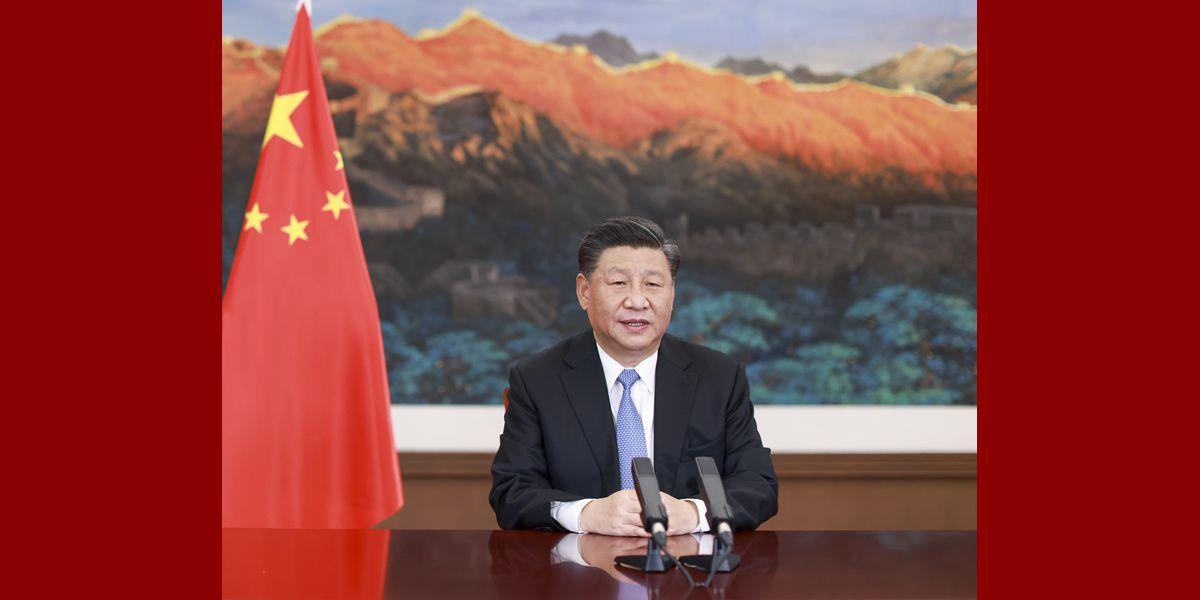 Xi pede por cultivo de uma comunidade China-ASEAN mais estreita com futuro compartilhado
