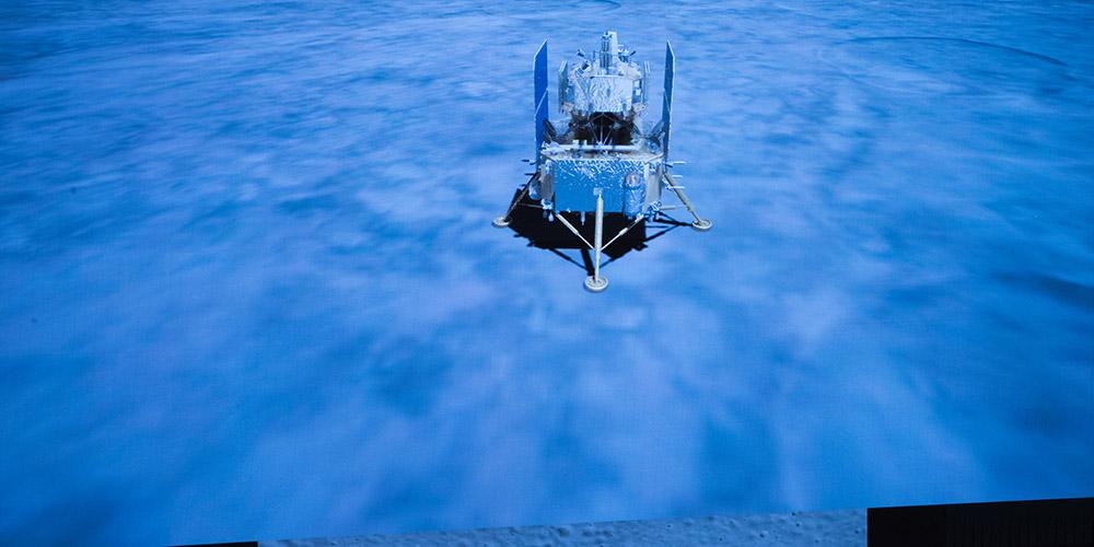 Sonda chinesa Chang'e-5 pousa na Lua para recolher amostras
