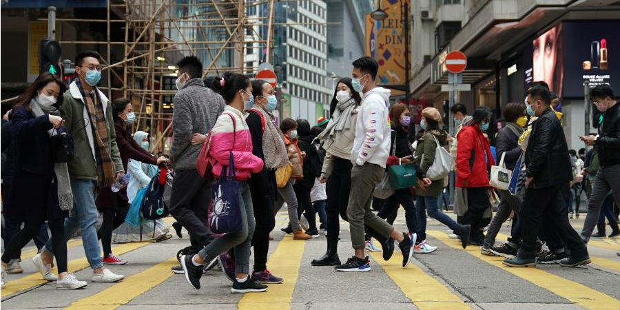 Hong Kong relata 31 novos casos confirmados de COVID-19