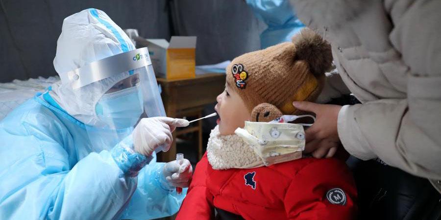 Shijiazhuang inicia a 2ª rodada de testes de ácido nucleico para todos os residentes