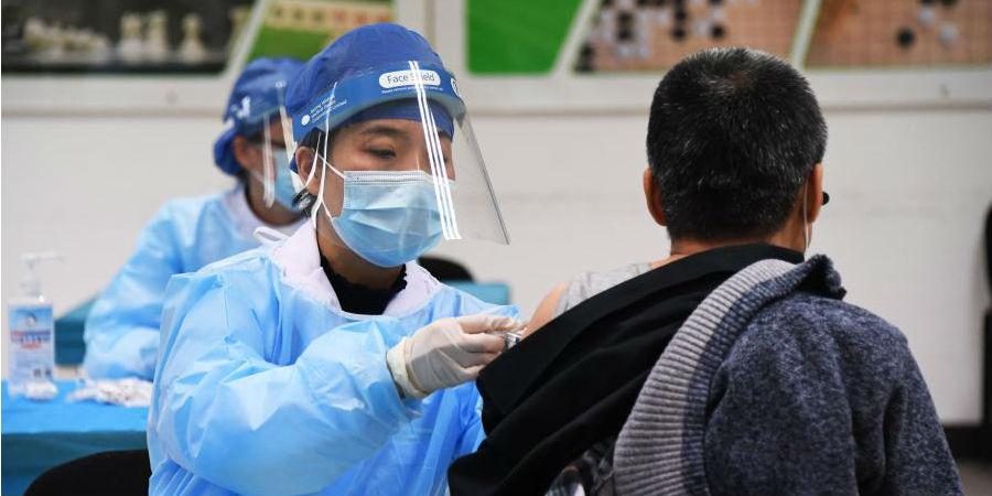 Beijing vacina mais de 1 milhão de pessoas contra a COVID-19
