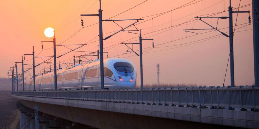 China implementará novo plano de operação de trens