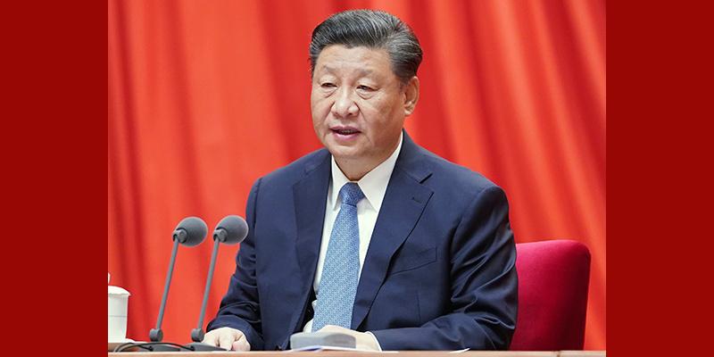 Xi destaca governança estrita do Partido para o período do 14º Plano Quinquenal