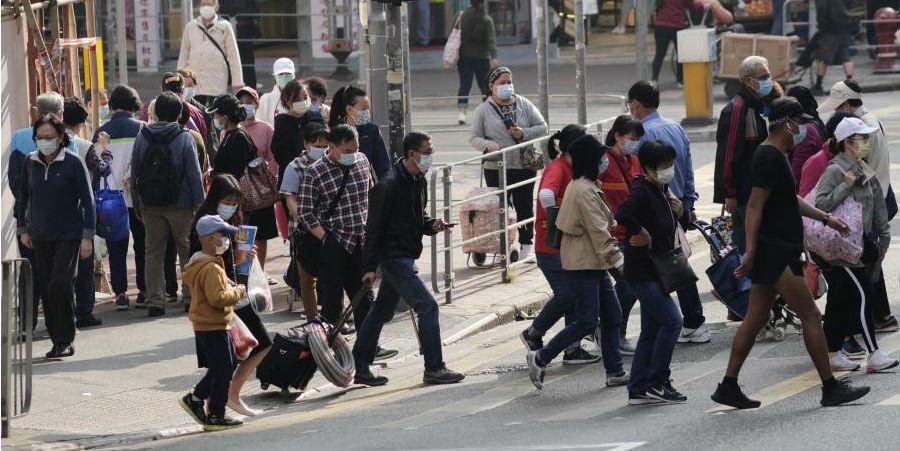 Hong Kong relata 39 novos casos confirmados de COVID-19, totalizando 10.321