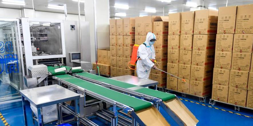 Jilin acelera o processo de retomada do trabalho presencial com medidas estritas contra COVID-19