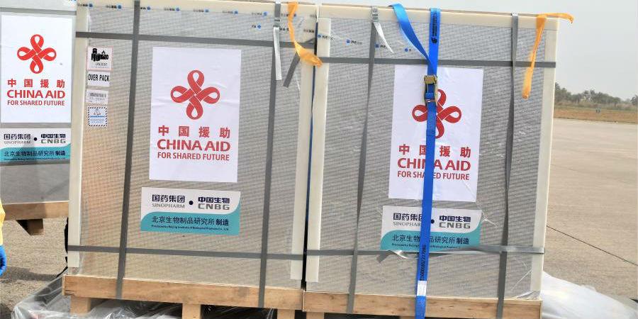 China doa a Serra Leoa 200 mil doses de vacinas contra COVID-19
