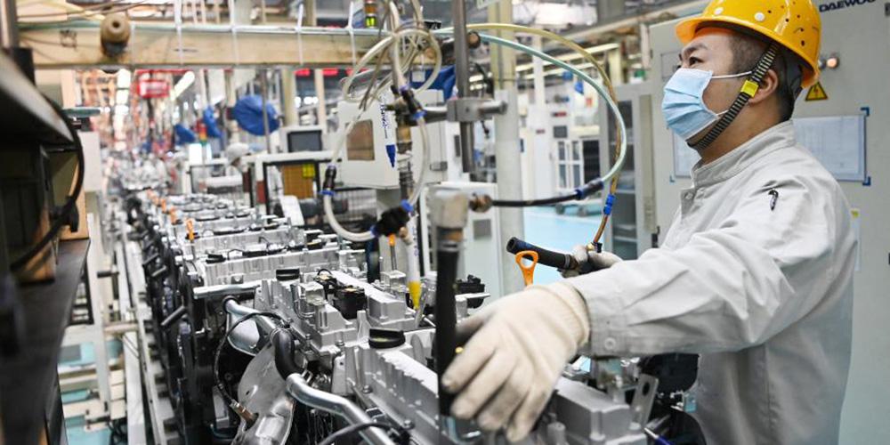 Fabricante de motores de Harbin avança em receita e lucro