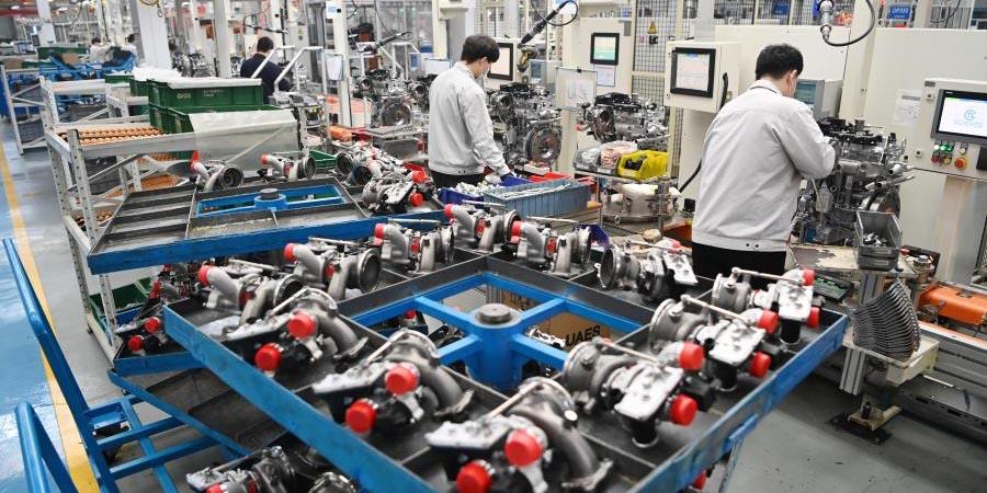 Receitas e lucros de fabricante de motores de Harbin sobem no primeiro trimestre de 2021