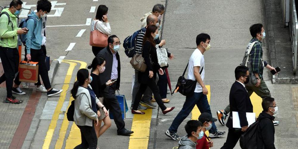 Hong Kong relata 14 novos caso de COVID-19