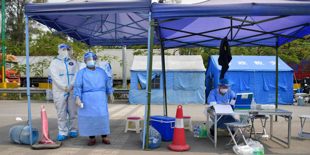 Yunnan lança campanha massiva de vacinação contra COVID-19 na área fronteiriça