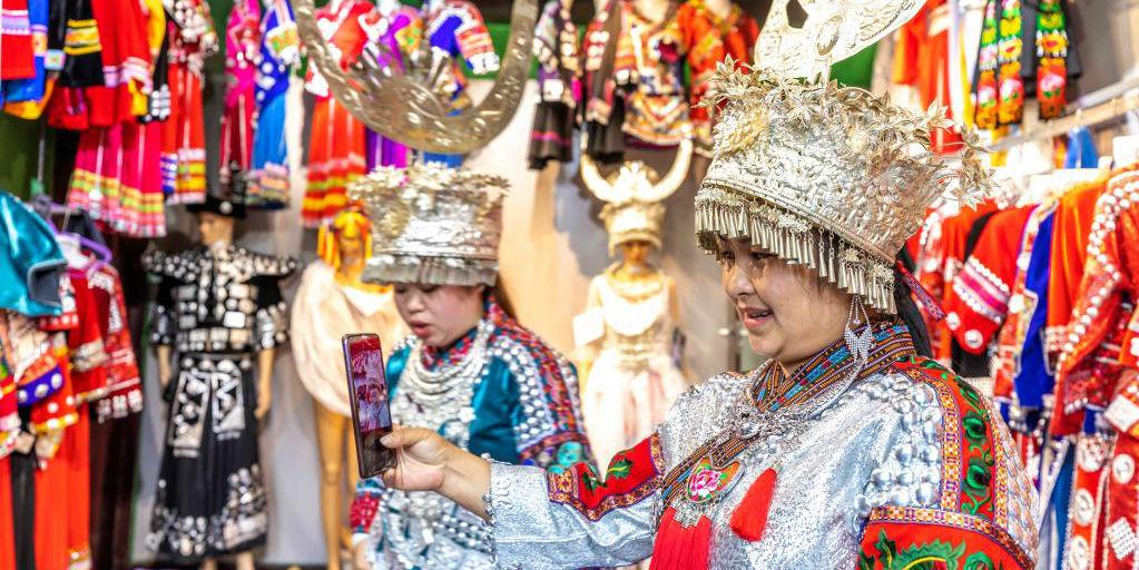 Cultura tradicional atrai turistas a Danzhai, na província de Guizhou