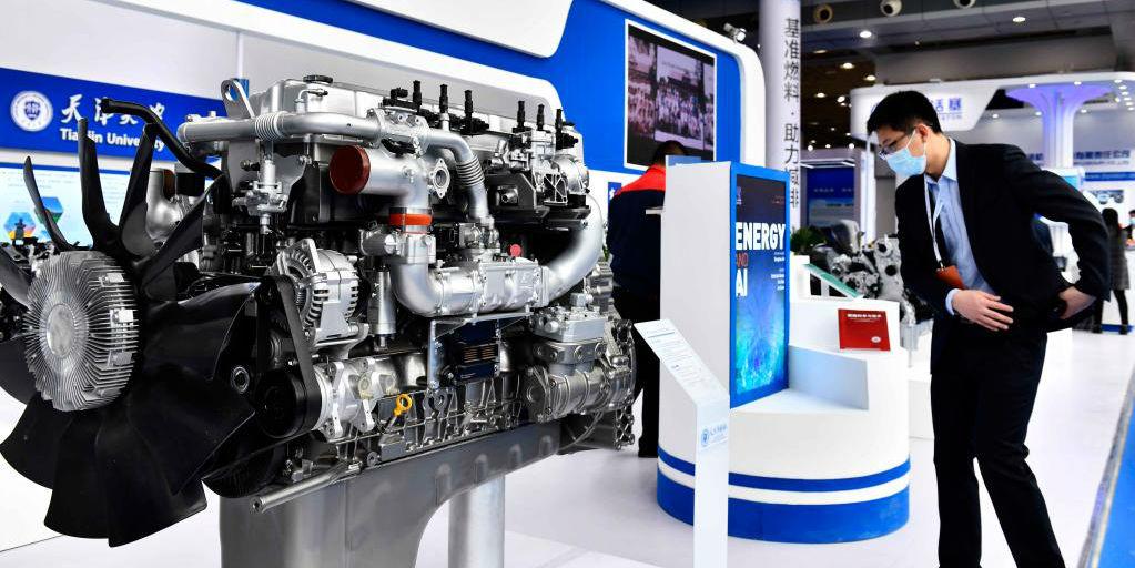 2º Congresso Mundial de Motores de Combustão Interna inicia em Jinan