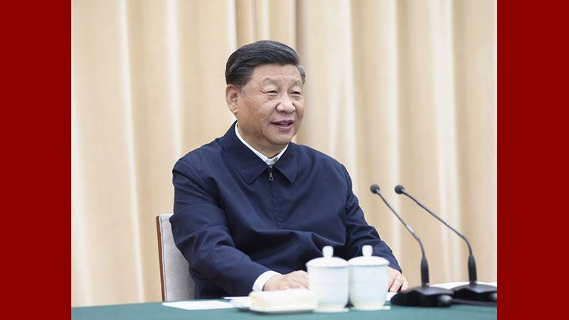 Xi convoca simpósio sobre desenvolvimento de seguimento do megaprojeto chinês de desvio de água